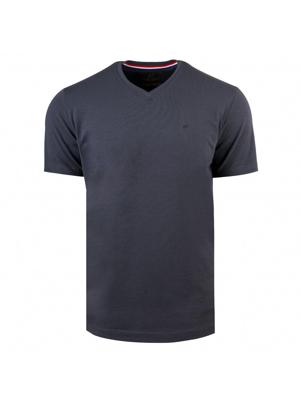 tričko KANSAS V šedé