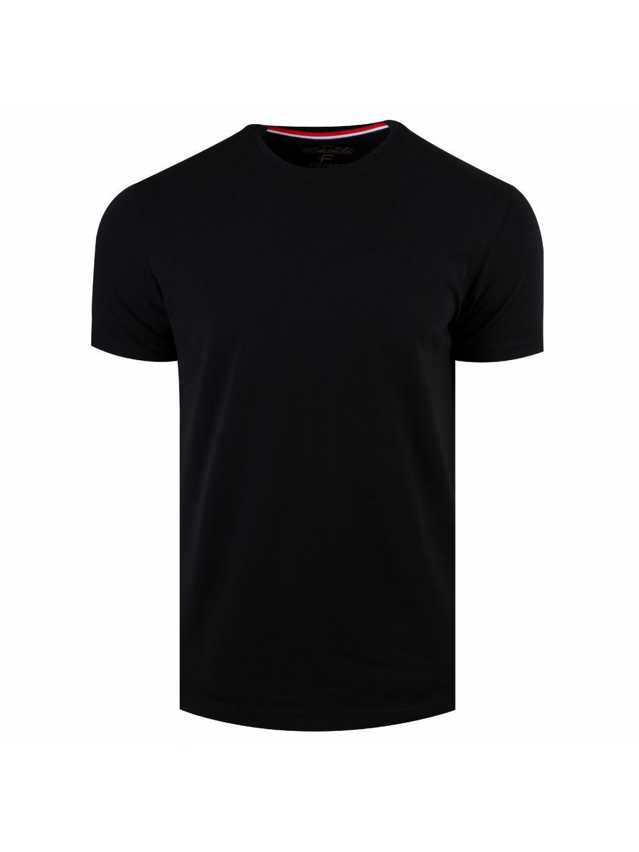 Tričko KANSAS U - černé