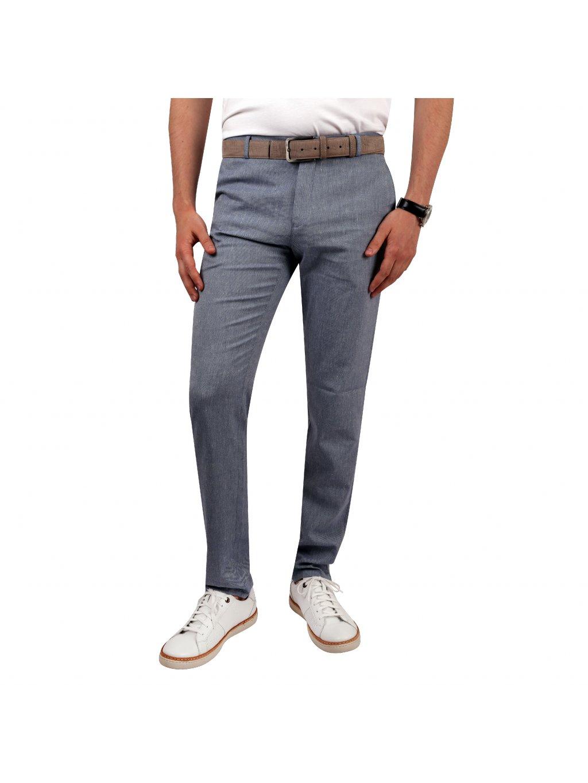 kalhoty BLAKE modré