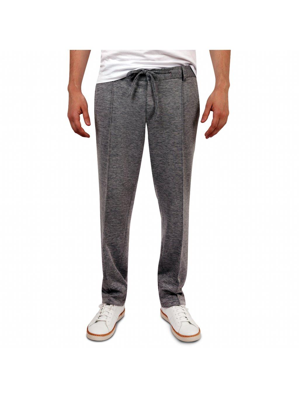 kalhoty BENTLEY šedé