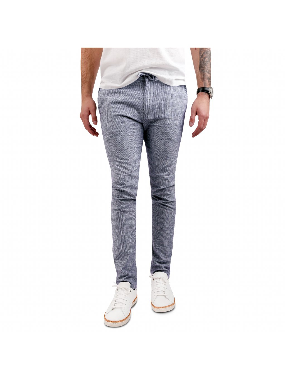 kalhoty RYAN modré