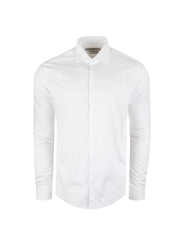 Pánská košile FERATT CHRISTI slim bílá