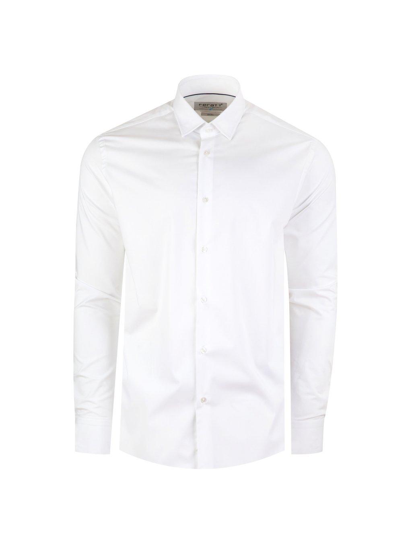 Pánská košile FERATT CHRISTI regular bílá