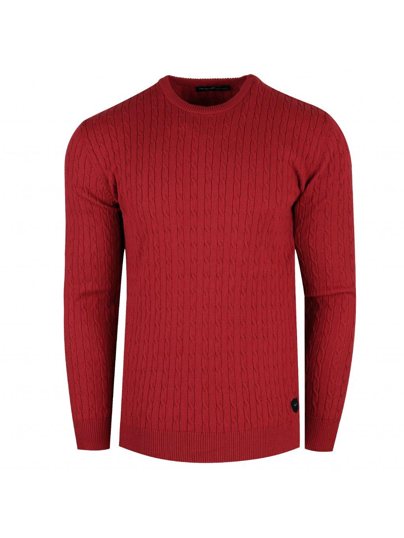 Pánský svetr HARRISON červený