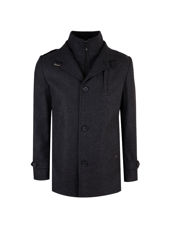 Kabát CHARLES antracit
