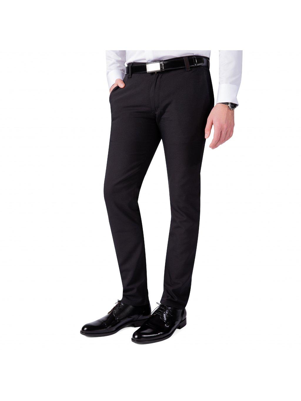 Kalhoty LUCO černé