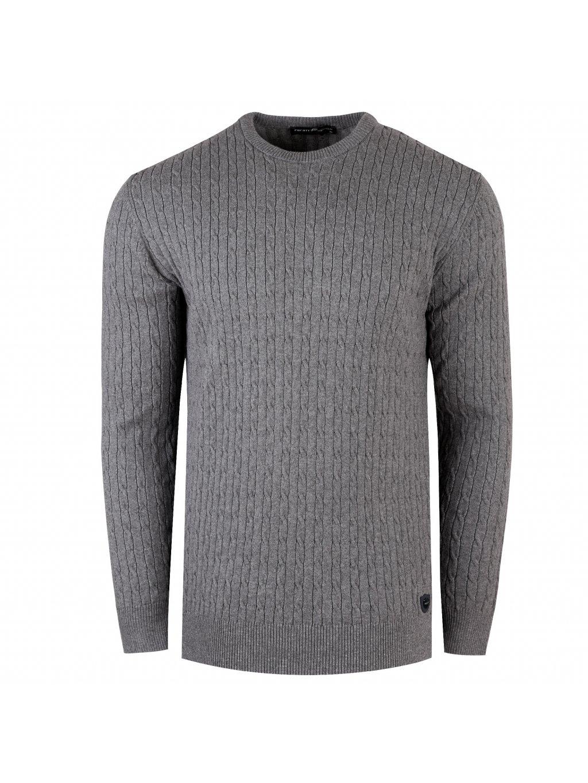 Pánský svetr HARRISON šedý