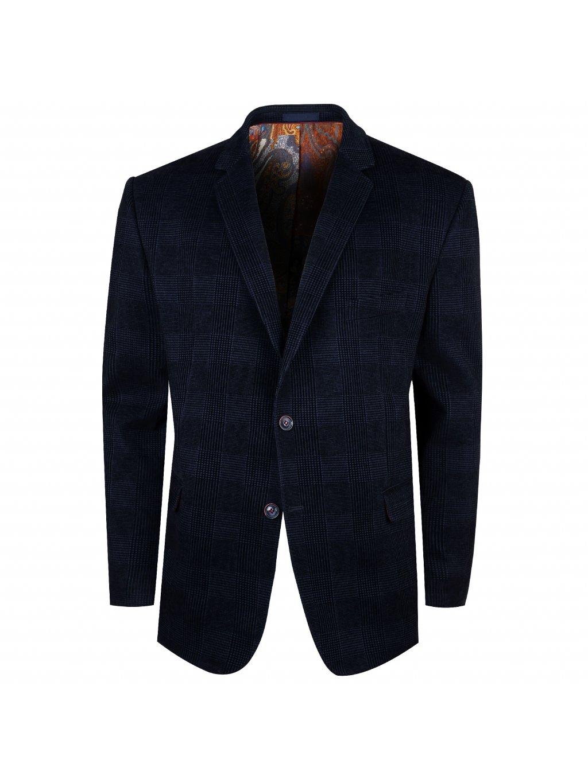 Pánské sako RENO tmavě modré