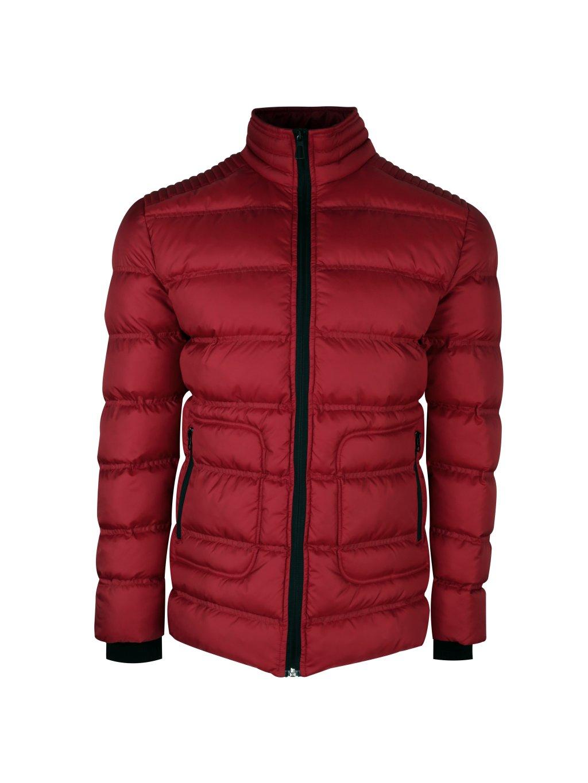 Pánská zimní bunda VALERMO - červená