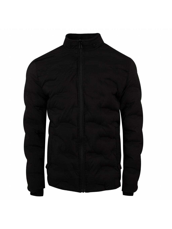 Pánská zimní bunda PAUL - černá