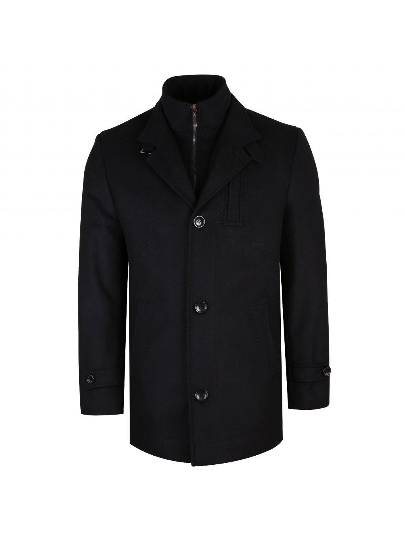 Pánský kabát Charles 2020 - černý