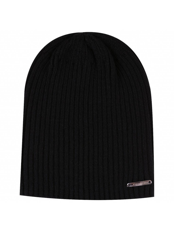 Pánská čepice MATIS - černá