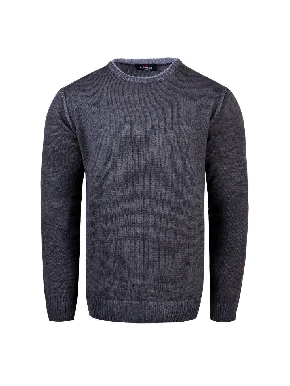 Pánský svetr JACK šedý