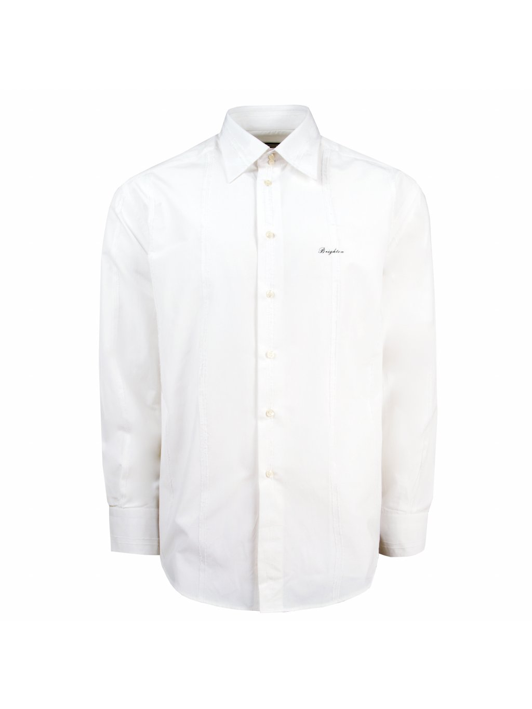 košile BRIGHTON Regular bílá