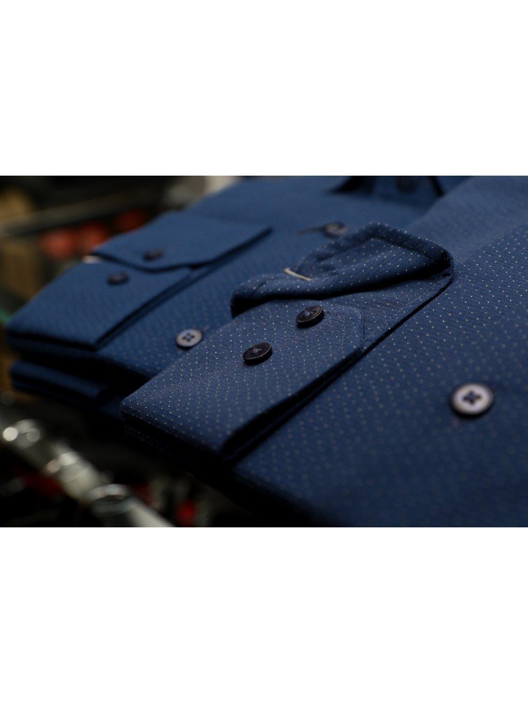 Pánská košile FERATT JAMIE Regular modrá