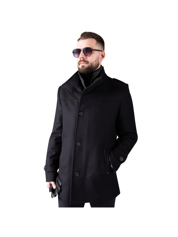 Pánský vlněný kabát DIEGO