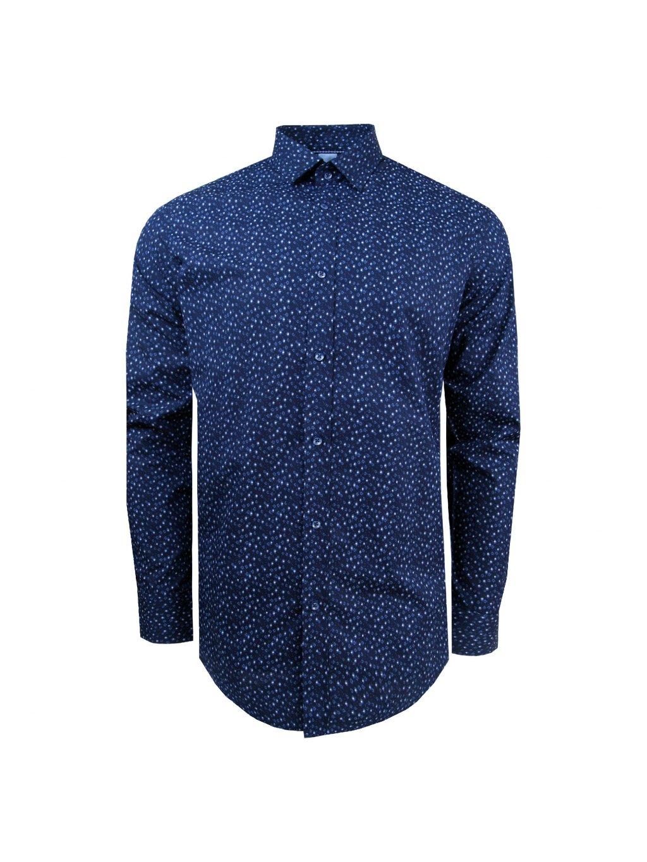 Pánská košile BRADLEY Modern modrá