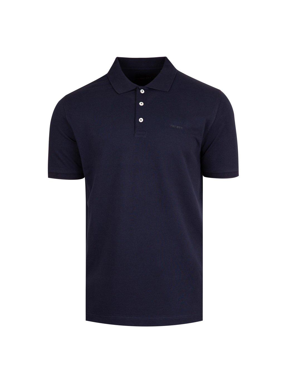 tmavě modré polo tričko Feratt