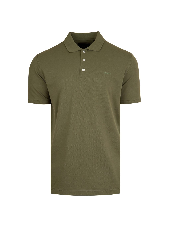Pánské polo tričko zelené Feratt