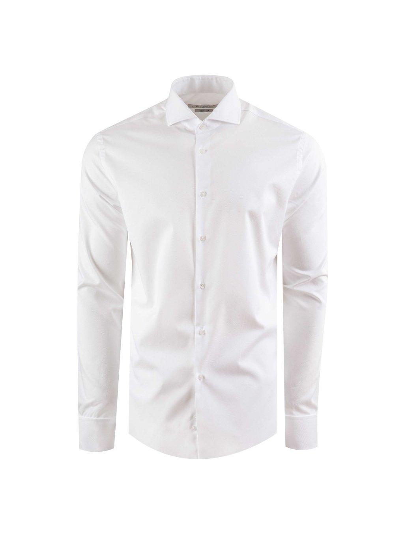 Pánská košile F-LINE STEVEN modern manžetové knoflíčky