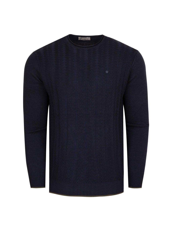 Pánský svetr FERATT MAX modrý