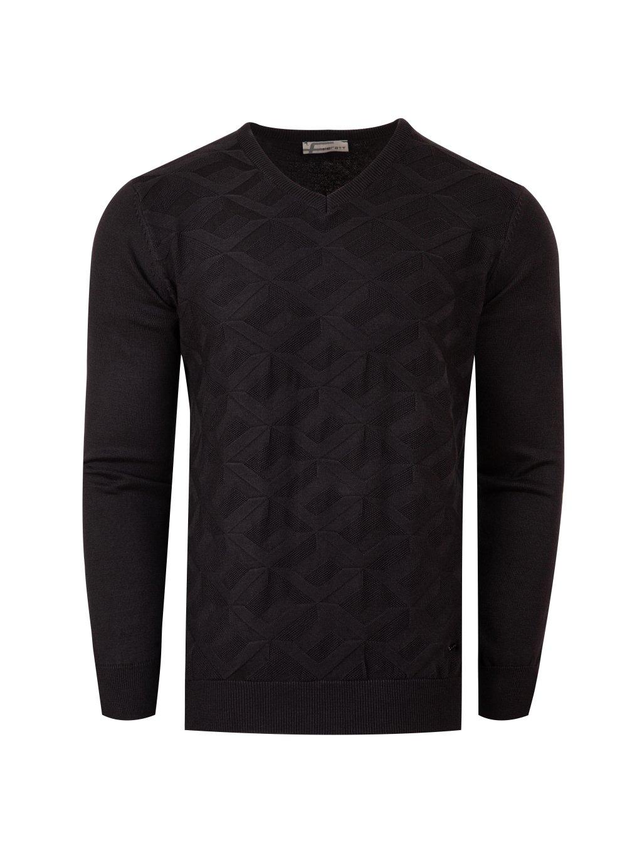 Pánský svetr FERATT ALEX černý