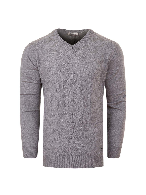 Pánský svetr FERATT ALEX šedý