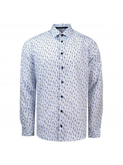 pánská košile FERATT STEFANO 2 Sl. bílá m.