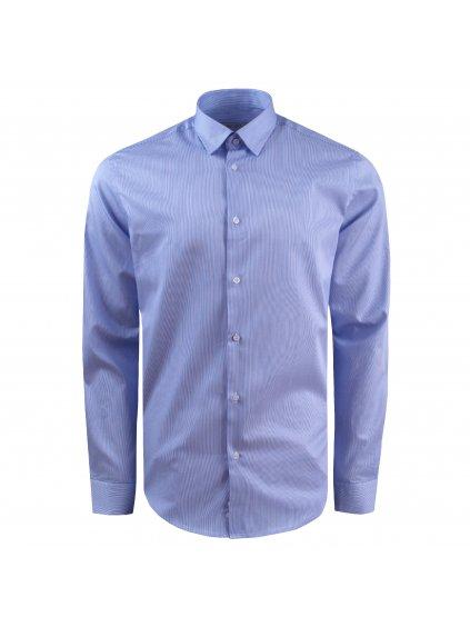 košile TOMMASO Modern modrá