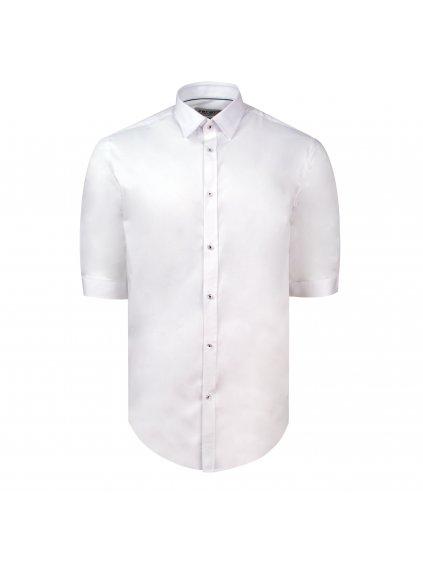 košile PATRICK Modern. bílá