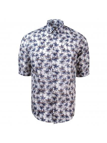 košile MARCOS Modern bílomodrá