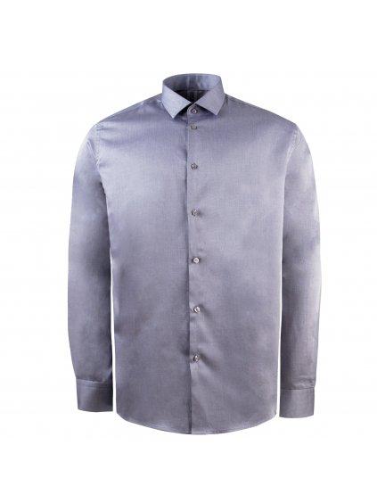 Košile ENRICO Reg. šedá