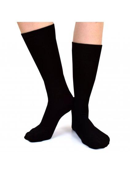 Pánské ponožky, které vydrží - Feratt černé