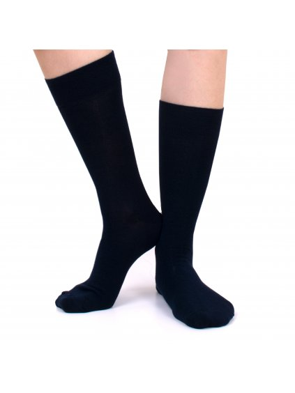 Pánské ponožky, které vydrží - Feratt tm. modré