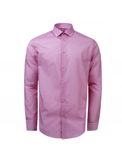 Pánská košile FERATT JACK Modern červená
