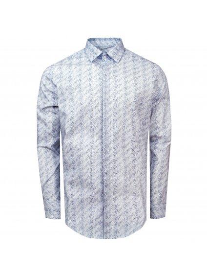 košile MICHAEL II Modern bílá