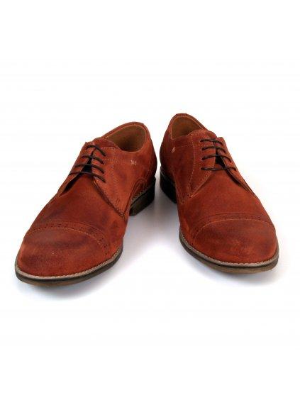 boty CAMERON  hnědé