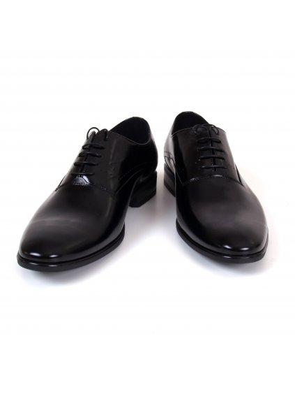 boty MARK černé