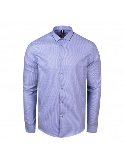 košile PERF Modern sv.modrá