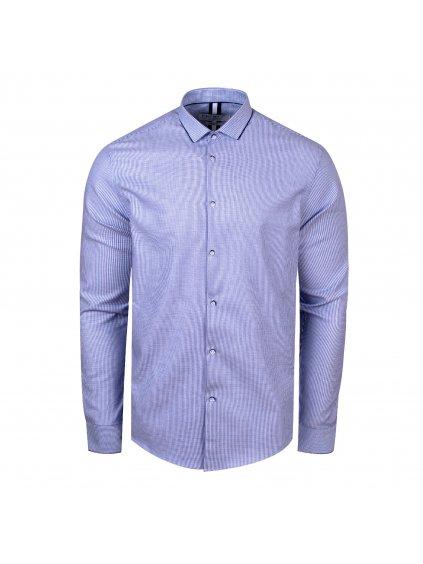 pánská košile FERATT PERF Modern sv.modrá