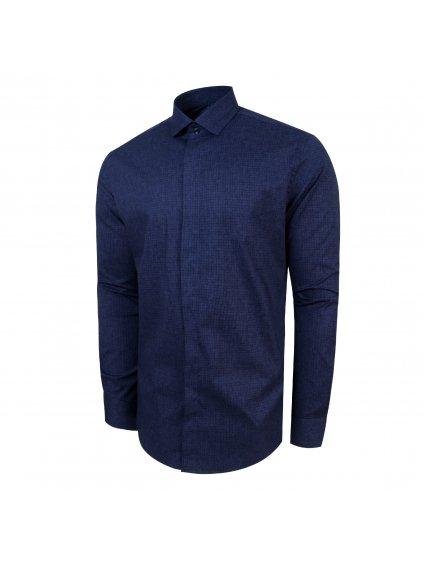 Pánská košile FERATT DENIS Modern modrá
