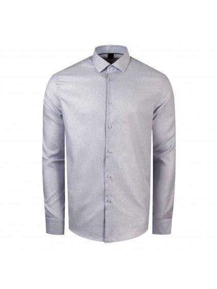 košile UBUSUKU Modern šedá