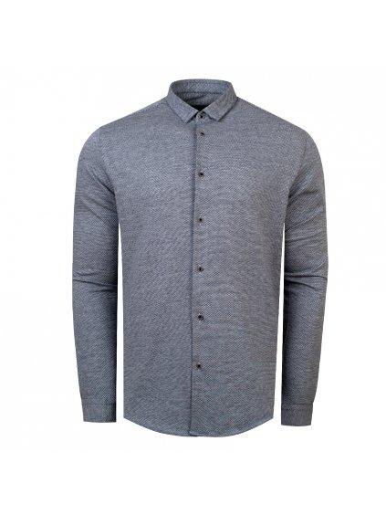 košile CHARLIE Modern šedá