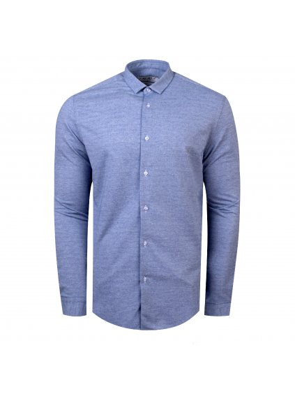 Pánská košile FERATT CHARLIE Modern modrá