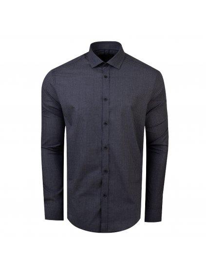 Pánská košile FERATT ALBI Modern šedá