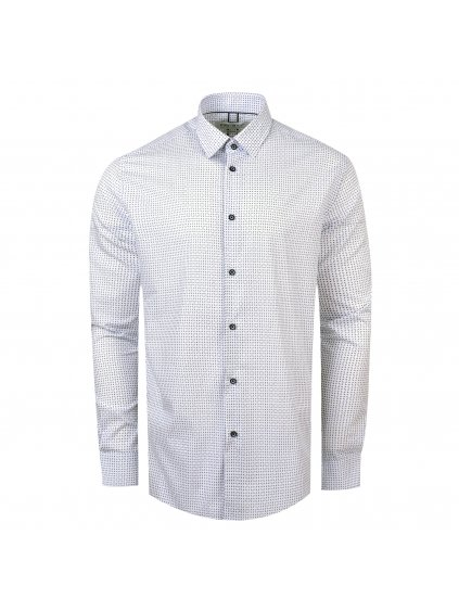 pánská košile FERATT HENRY Reg bílá m.