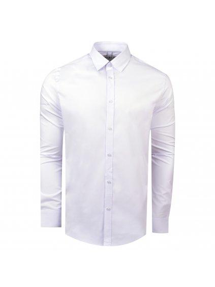 Pánská košile FERATT MARCUS Slim sv. šedá
