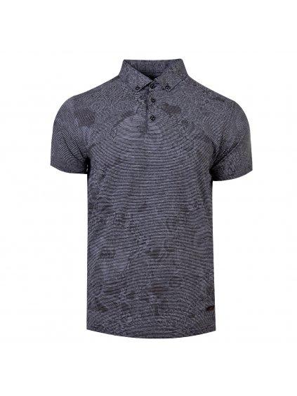pánská polo košile FERATT Jack černá