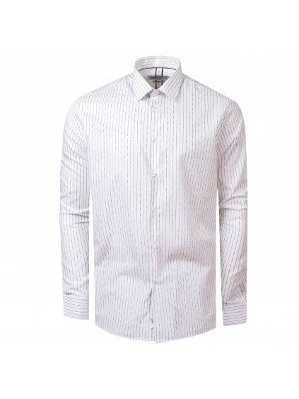 pánská košile FERATT CLASSIC Reg. smetanová