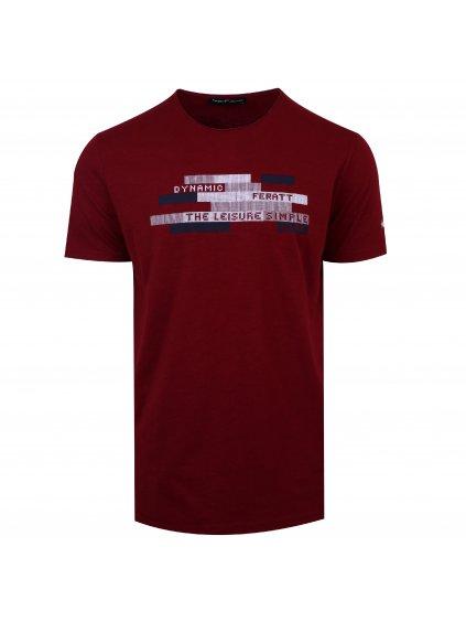 tričko DYNAMIC červené